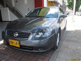 Nissan Altima 2.5 S At 2500cc Fe