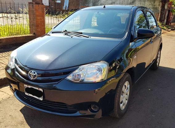 Toyota Etios 1.5 Xs 2014