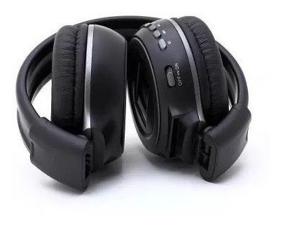 Headphone S/fio Bluetooth P2 Mp3 Micro Sd