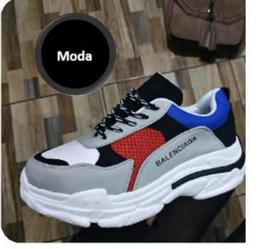 2427ff7f3e Zapatilla De Mujer Para Vestir adidas Nike Asics Fila Puma - S/ 100,00 en  Mercado Libre