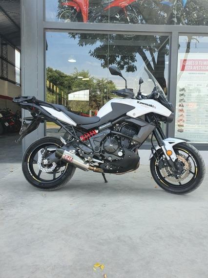 Kawasaki Versys 650. Dolar Oficial Bna
