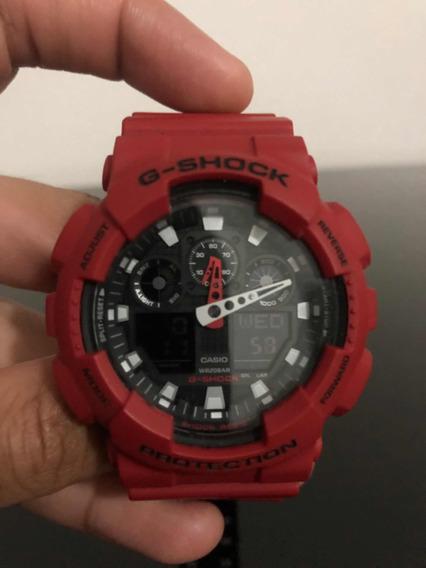 Relógio G-shock Ga-100 B (original)