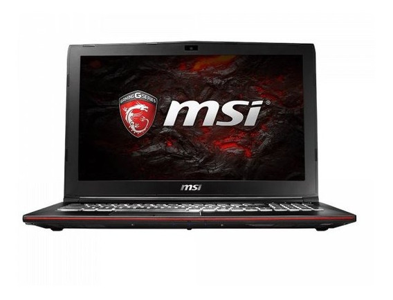 Notebook Msi Leopard Pro Gp62mvr-6rf I7-6700hq Gtx1060 8gb