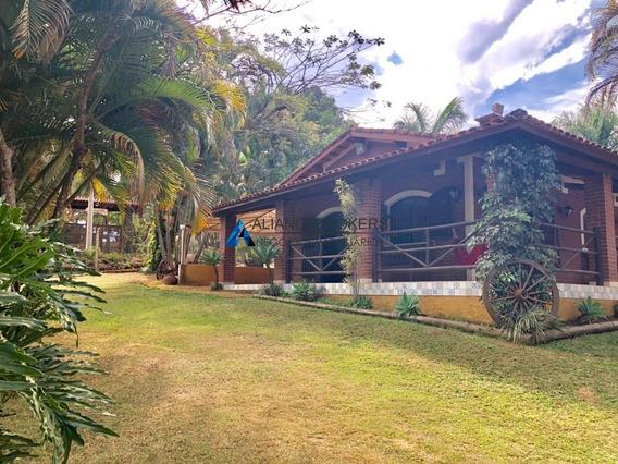 Chácara No Medeiros, Área De 2.200 M², Casa Térrea, Lindo Paisagismo, Estuda Permuta. - Ch00093 - 32931720