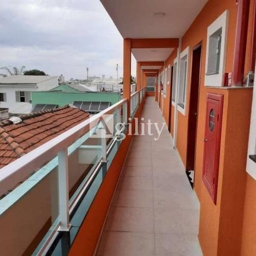 Apartamento Em Condomínio Padrão Para Venda No Bairro Vila Ré, 2 Dorm, 1 Vagas, 48 M - 7384