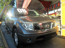Nissan Frontier 2.5 Sel 2008 4x4 Autom