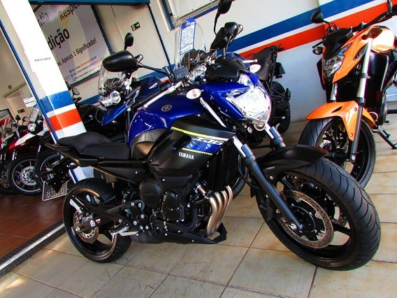 Yamaha Xj6 Abs - 2019 - 6 Mil Km, Loja Millenium - Amparo Sp
