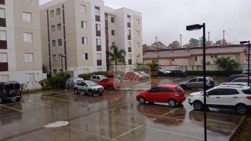 Apartamento Residencial À Venda, Jaraguá, São Paulo. - Ap0751