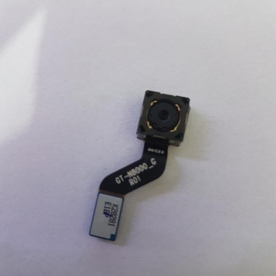 Camera Traseira Samsung Tablet N8000 Original 100% Original