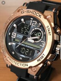 Relógio G - Shock Protection Á Prova D