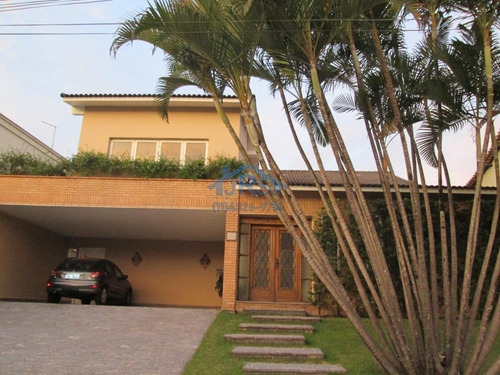 Sobrado Com 2 Dormitórios À Venda, 385 M² Por R$ 2.500.000,00 - Alphaville 02 - Barueri/sp - So1698