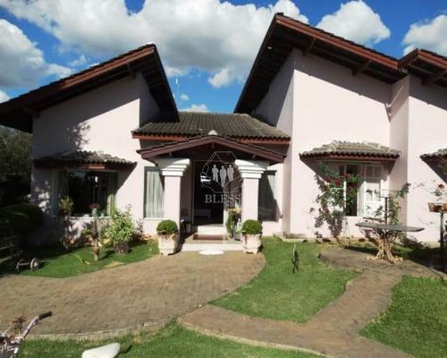 Excelente Residência Térrea Para Venda Condomínio Cafezal Vi - Itupeva/sp - Cc00887 - 67773463