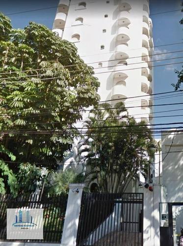 Imagem 1 de 25 de Apartamento Residencial À Venda, Moema, São Paulo. - Ap2829