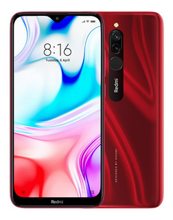 Xiaomi Redmi 8 3/32gb Rojo Nuevo Sellado