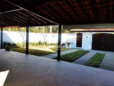 Casa Com Terreno Amplo Em Itapeba, Maricá. - Ca2988