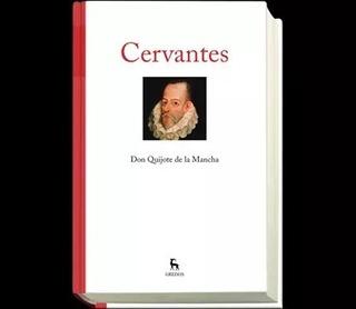 Don Quijote De La Mancha - Miguel De Cervantes - Gredos