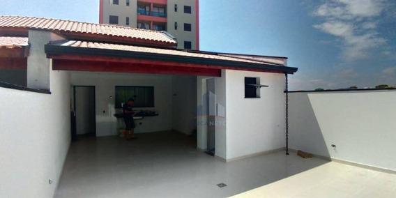 Cobertura Com 2 Dormitórios À Venda, 130 M² Por R$ 470.000 - Vila Assunção - Santo André/sp - Co0054