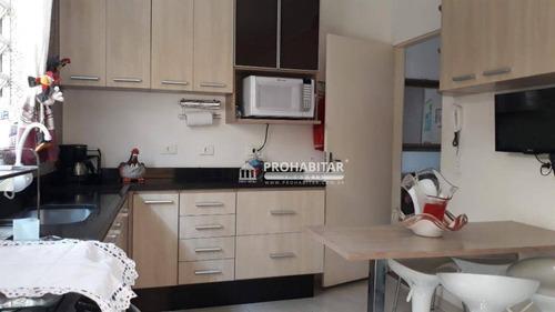 Casa Com 3 Dormitórios À Venda, 200 M² Por R$ 570.000,00 - Interlagos - São Paulo/sp - Ca0188