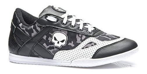 Tenis Black Skull 2030 B