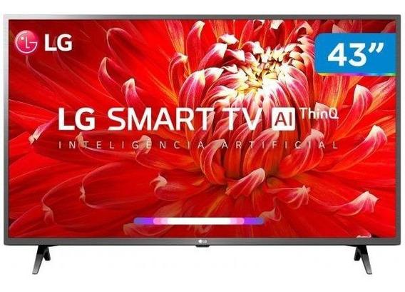 Smart Tv Led 43 LG 43lm6300psb Full Hd Wi-fi-inteligência