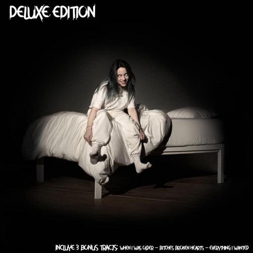 Imagen 1 de 2 de Billie Eilish When We All Fall Asleep Deluxe Cd 3 Bonus 2020