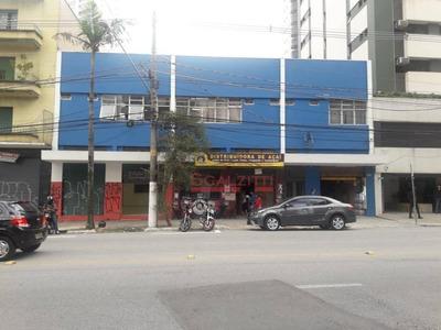 Loja Para Alugar, 430 M² Por R$ 3.760/mês - Liberdade - São Paulo/sp - Lo0070