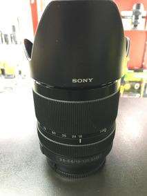Lente Sony Sal 18135 Dt18-135mm Grande Angular Teleobjetiva
