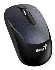 Mouse Wireless Genius Eco-8015 Iron Gray 2,4ghz 1600dpi