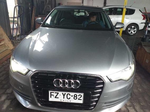 Audi A-6 2014 Cuatro Puertas Full
