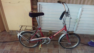 Bicicleta Olmo Plegable