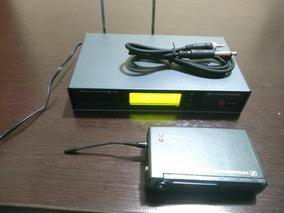 Sennheiser Ew100 G1 Sistema Sem Fio. Original!