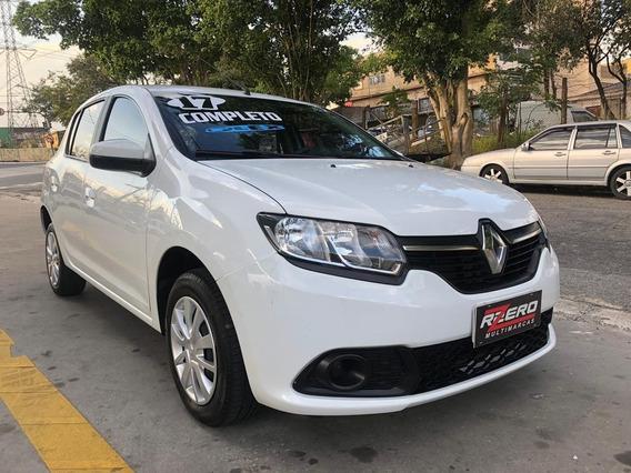 Renault Sandero 2017 Expression Completo 1.6 Flex 38.000 Km