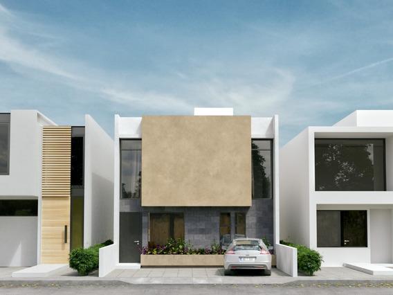 Pre-venta Hermosa Casa Moderna En Altozano