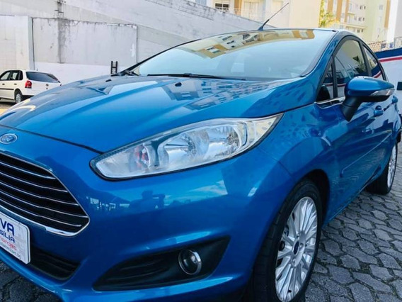 Ford New Fiesta 1.6 Titanium Top Impecavel