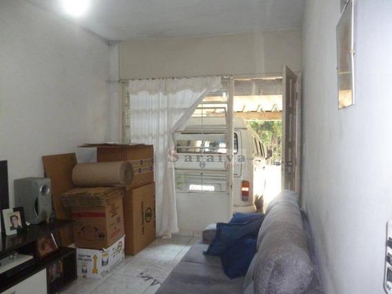 Casa Com 2 Dormitórios À Venda, 116 M² Por R$ 420.000 - Jardim Copacabana - São Bernardo Do Campo/sp - Ca0675