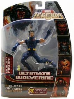 Ultimate Wolverine Previews Exclusive Figure By Hasbro