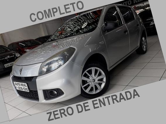 Renault Sandero Completo 1.0 2014, Conservado, Ideal P/ Uber