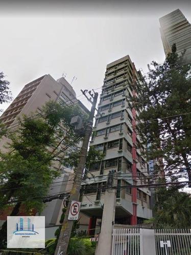 Conjunto Para Alugar, 82 M² Por R$ 5.000/mês - Paraíso - São Paulo/sp - Cj0267