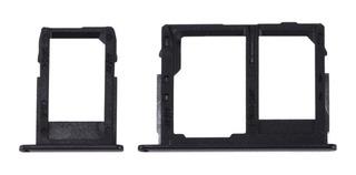 Bandeja Dual Sim Micro Sd Samsung Galaxy J4 Plus J4+ Negro