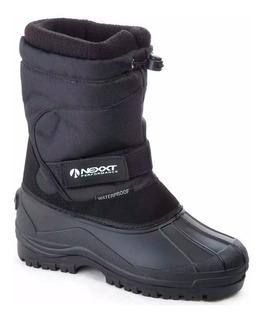 Botas Apreski Nexxt Snowtoe Niños Nieve Impermeable Pre Ski