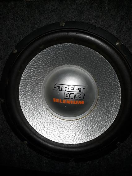 Auto-falante Street Bass Selenium 12