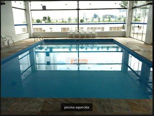 Apartamento Residencial À Venda, Centro, São Bernardo Do Campo. - Ap2373
