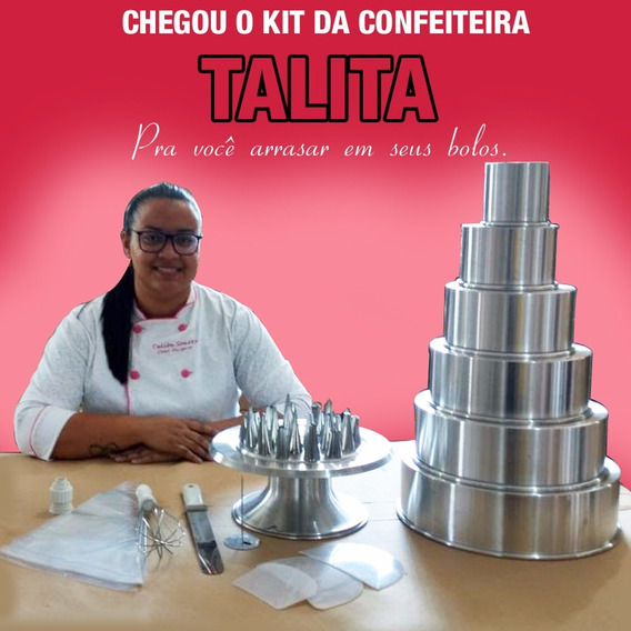 Favoritos Da Talita Kit 1
