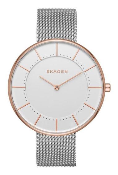 Relógio Skagen Feminino Gitte - Skw2583/4bn