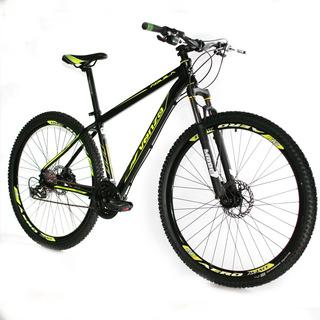 Bicicleta Aro 29 Venzo 2019 Kit 27v Acera+ Trava+ Hidraulico