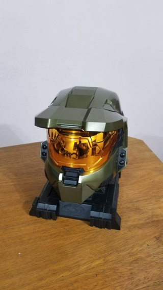Halo 3 Com Capacete Master Chief (legendary Edition) - Raro