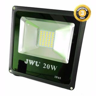 Reflector Led Sd 20w Ud Ip65 Jwj (3 Años De Garantía)