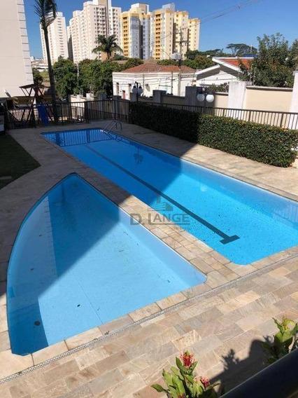 Apartamento Com 3 Dormitórios À Venda, 61 M² Por R$ 350.000,00 - Bonfim - Campinas/sp - Ap18522