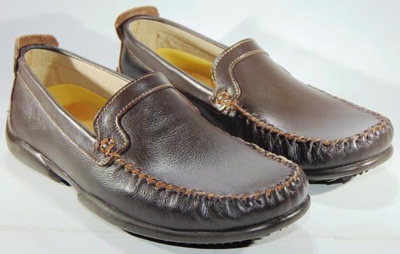 Zapatos Cosidos Marca Hopper Cuero Vacuno Flouter Art 805