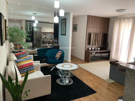 Lindo Apartamento Mobiliado No Condomínio Atmosphera. - Ap00258 - 34887781